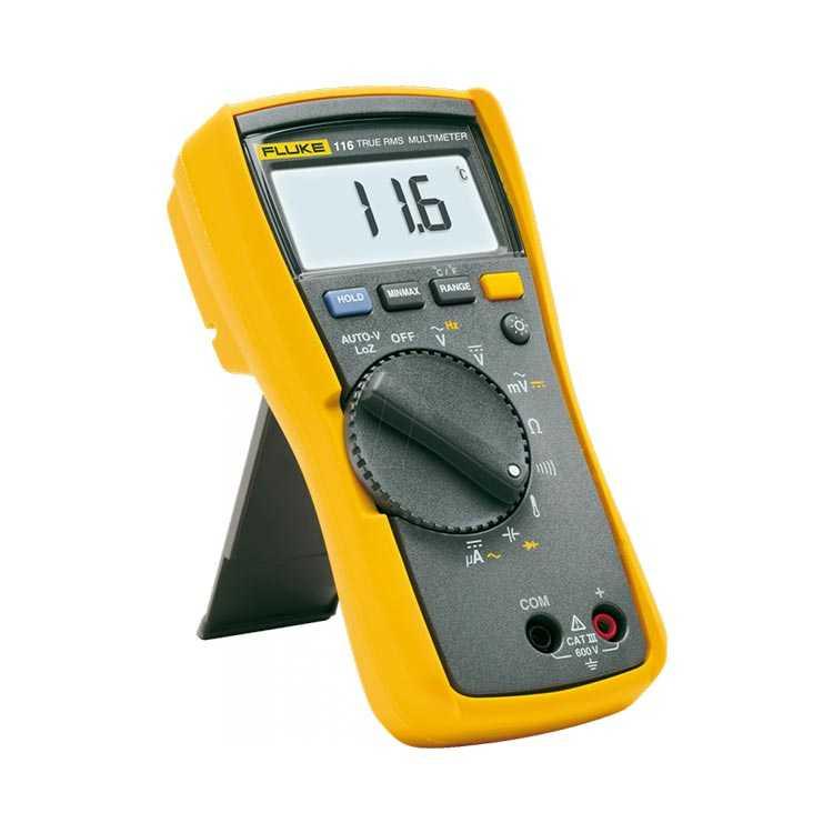 Fluke 116 Dijital Multimetre