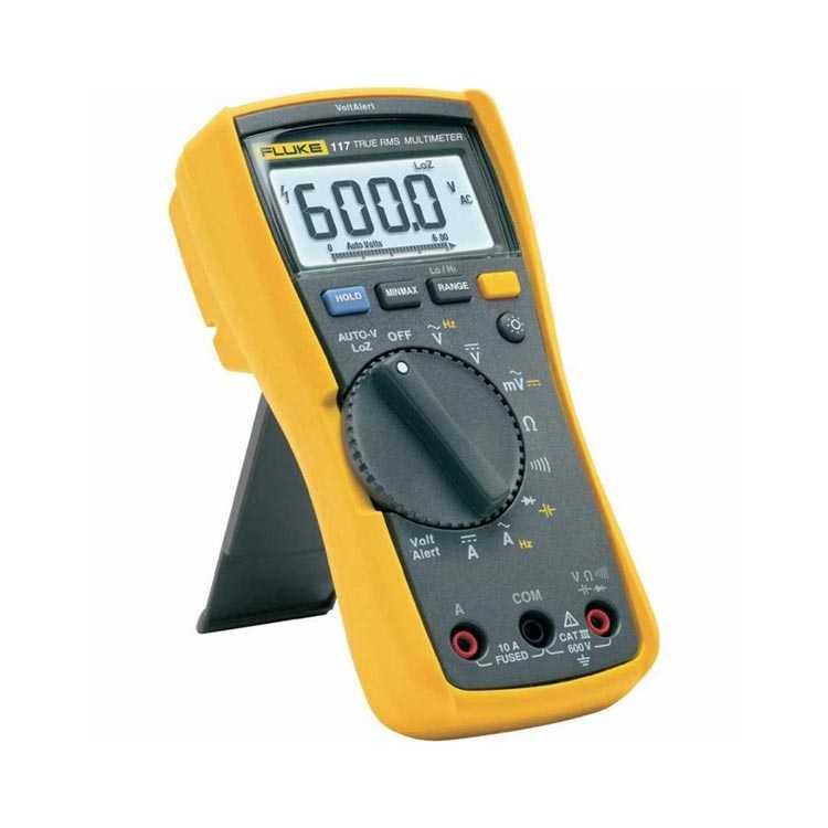 Fluke 117 Dijital Multimetre