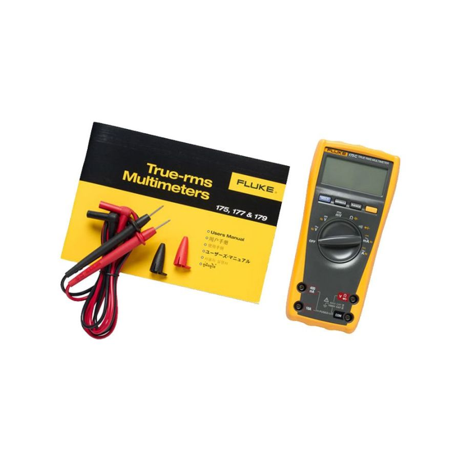 Fluke 175 True RMS Dijital Multimetre