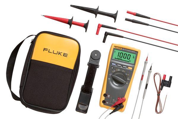 Fluke 179/EDA2/EUR Electronics Combo Kit