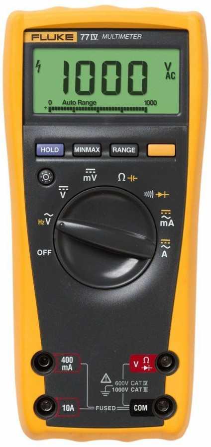 Fluke 77-4/EUR Multimeter