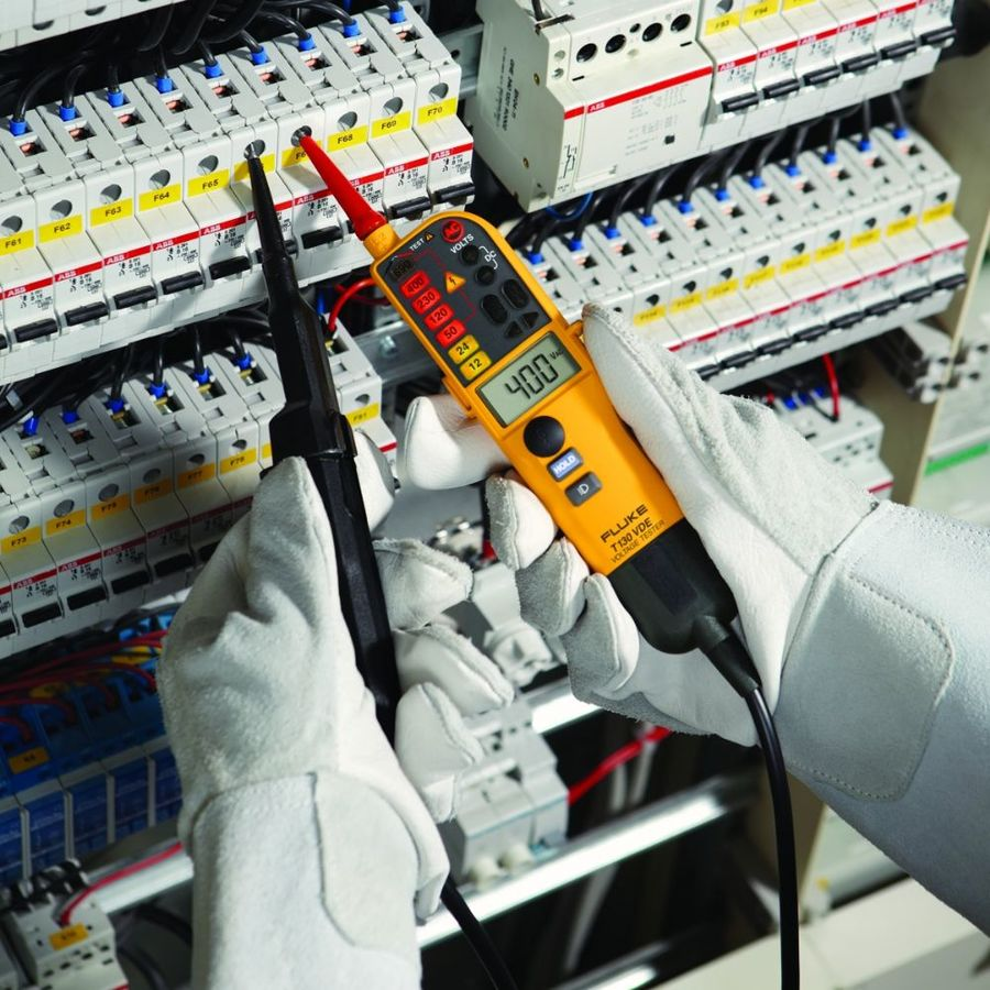 Fluke T90 Gerilim ve Devamlılık Test Cihazı
