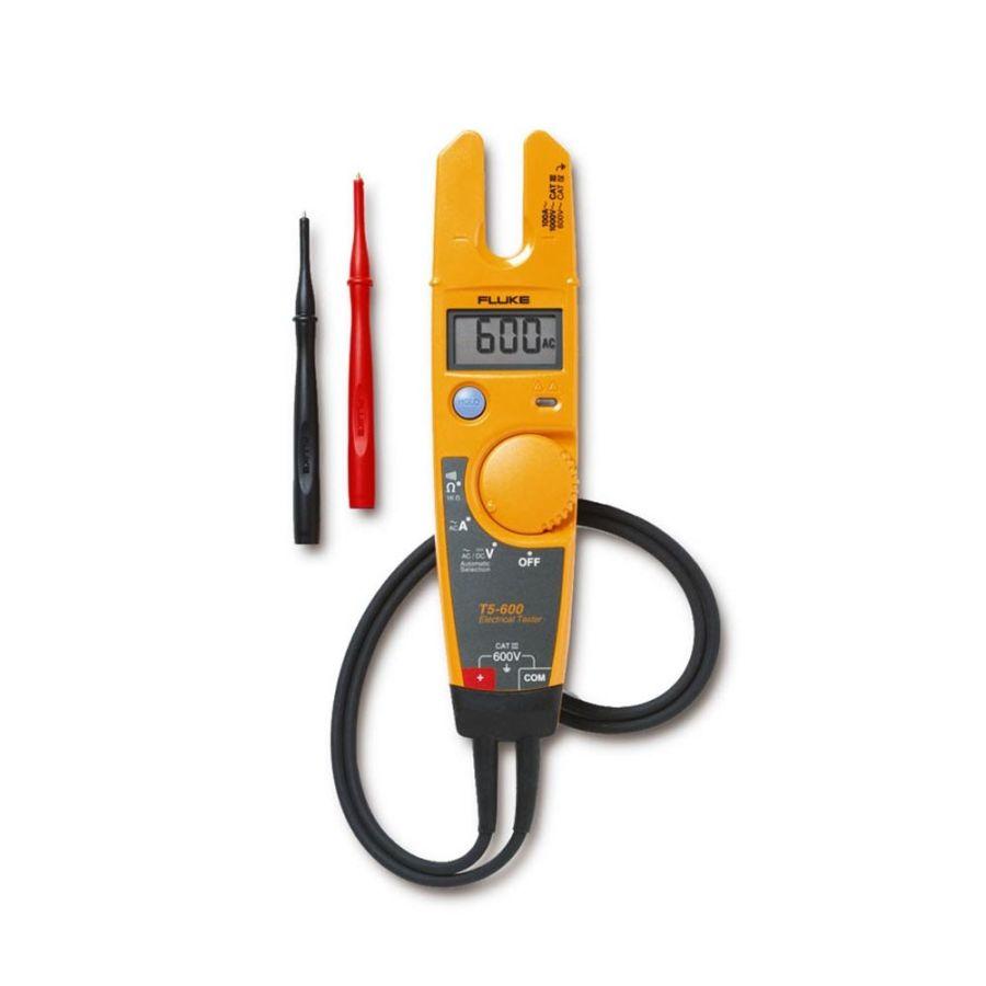 Fluke T5-600 Voltaj - Süreklilik ve Akım Test Cihazı