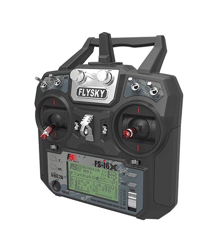 Flysky FS-İ6X 10 Kanal 2.4Ghz Dijital Kumanda Seti