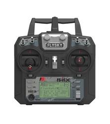 Flysky FS-İ6X 10 Kanal 2.4Ghz Dijital Kumanda Seti - Thumbnail