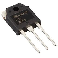 FQA36P15 150V 36A P Kanal Power Mosfet TO3P - Thumbnail
