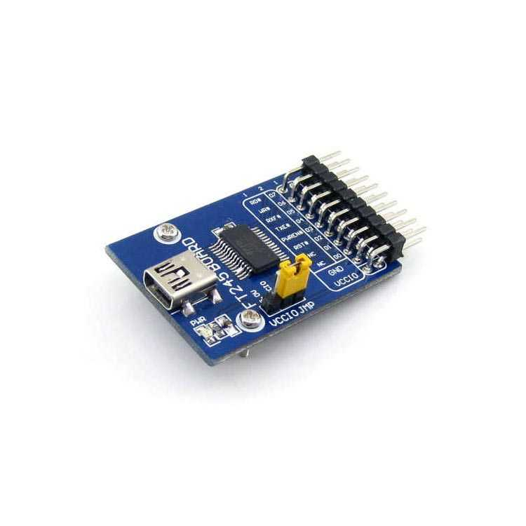 FT245 Paralel USB - FIFO Modül