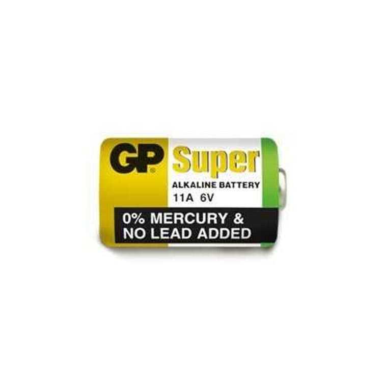 GP 11A 6V Alkalin Pil