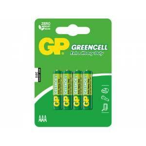 GP İnce Kalem Pil AAA (4'lü Paket)