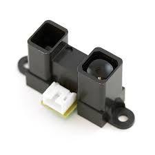GP2Y0A02YK0F Sharp Sensör (20cm-150cm Analog)