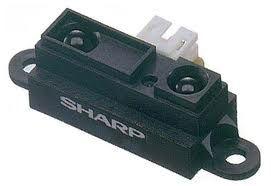 GP2Y0A21YK0F Sharp Sensör (10cm-80cm Analog)