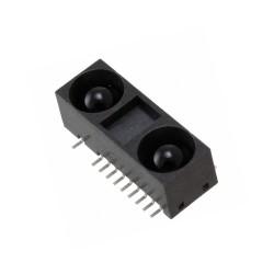 GP2Y0A60SZ0F Sharp Sensör (10cm ~ 150cm Analog) - Thumbnail