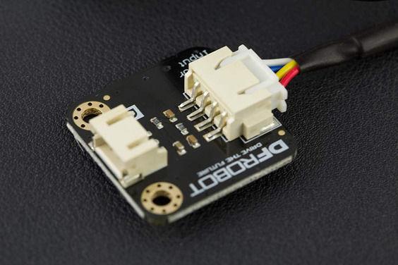 Gravity: Arduino Uyumlu Fotoelektrik Su / Sıvı Seviyesi Sensörü