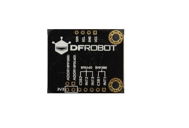 Gravity: BMX160+BMP388 10 DOF Sensör