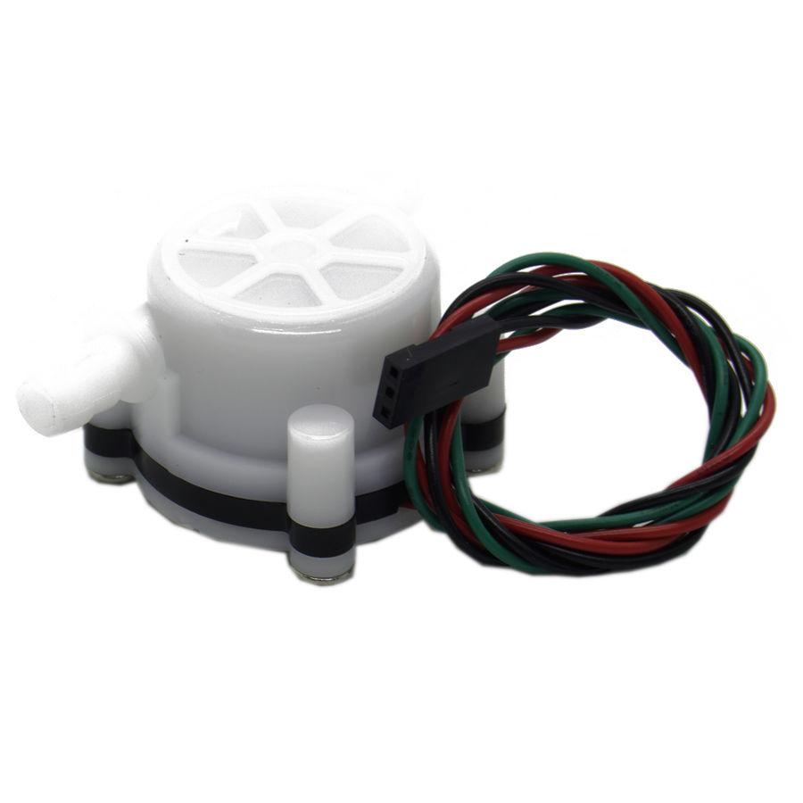 Dijital Su Akış Sensörü 1/8 inç - Arduino Uyumlu