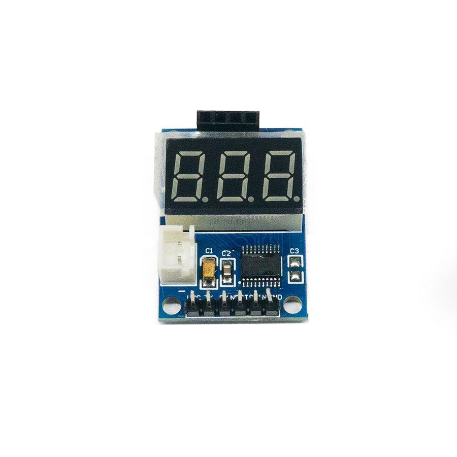 HC-SR04 Ultrasonik Modül Dijital Ekranı