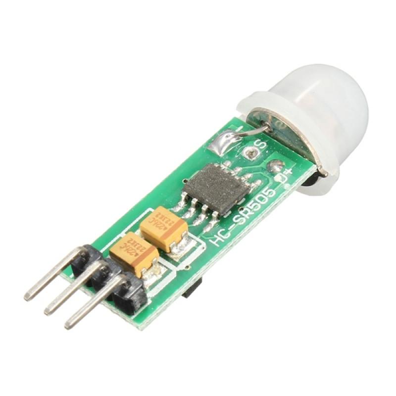 HC-SR505 PIR Hareket Sensör Modülü