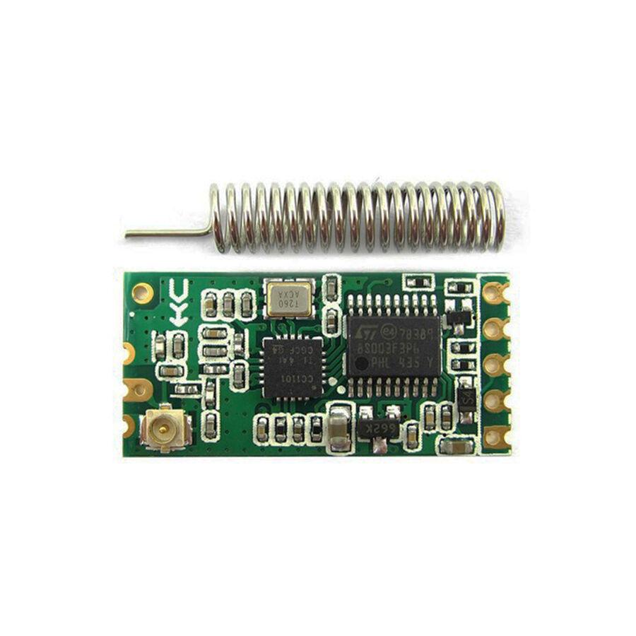 HC11 433 Mhz Wireless To TTL Modül