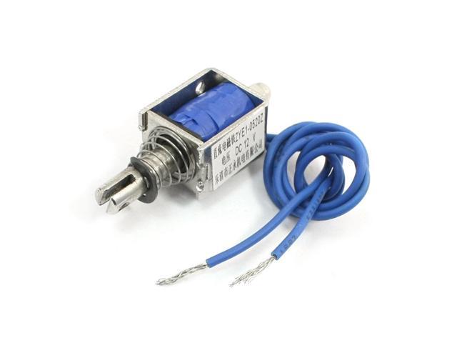 ZYE1-0520 24VDC Frame Solenoid Motor