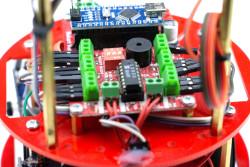 HERA Yangın Söndüren Robot Kiti (Montajı Yapılmış) - Thumbnail
