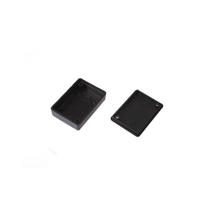 HH003 Plastik Kutu Siyah (35x50x15mm)