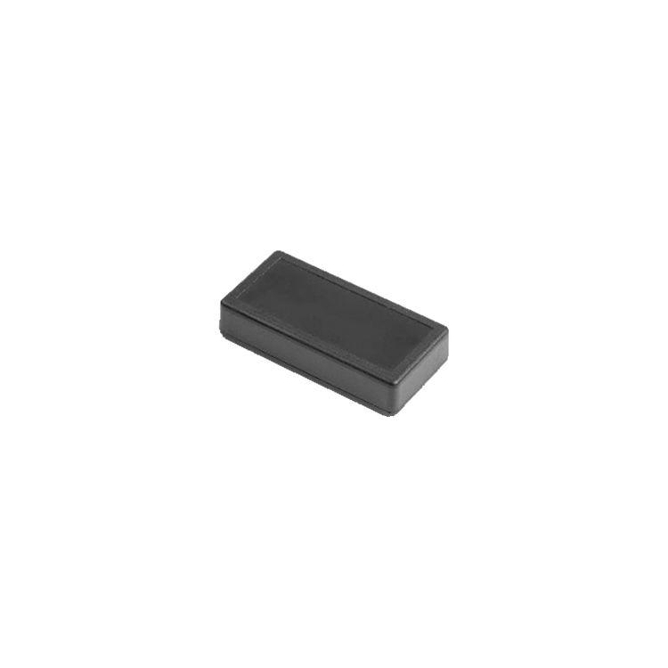 HH008 Plastik Kutu Siyah (35x70x15mm)