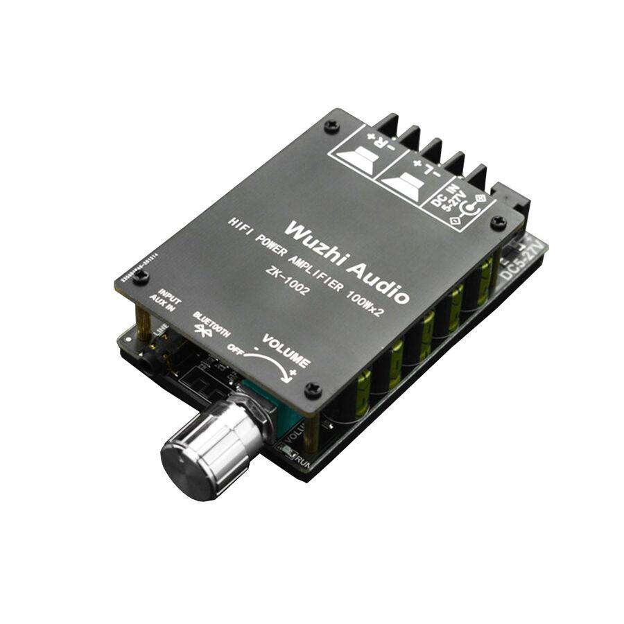 HIFI Dijital Bluetooth Amplifikatör 100W x 2