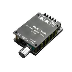 HIFI Dijital Bluetooth Amplifikatör 100W x 2 - Thumbnail