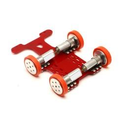 Hızlı Çizgi İzleyen Robot Kiti (Mekanik Set) - Thumbnail