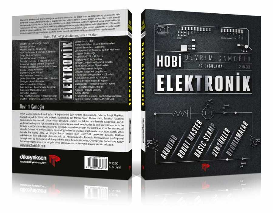 Hobi Elektronik 2. Baskı - Devrim Çamoğlu