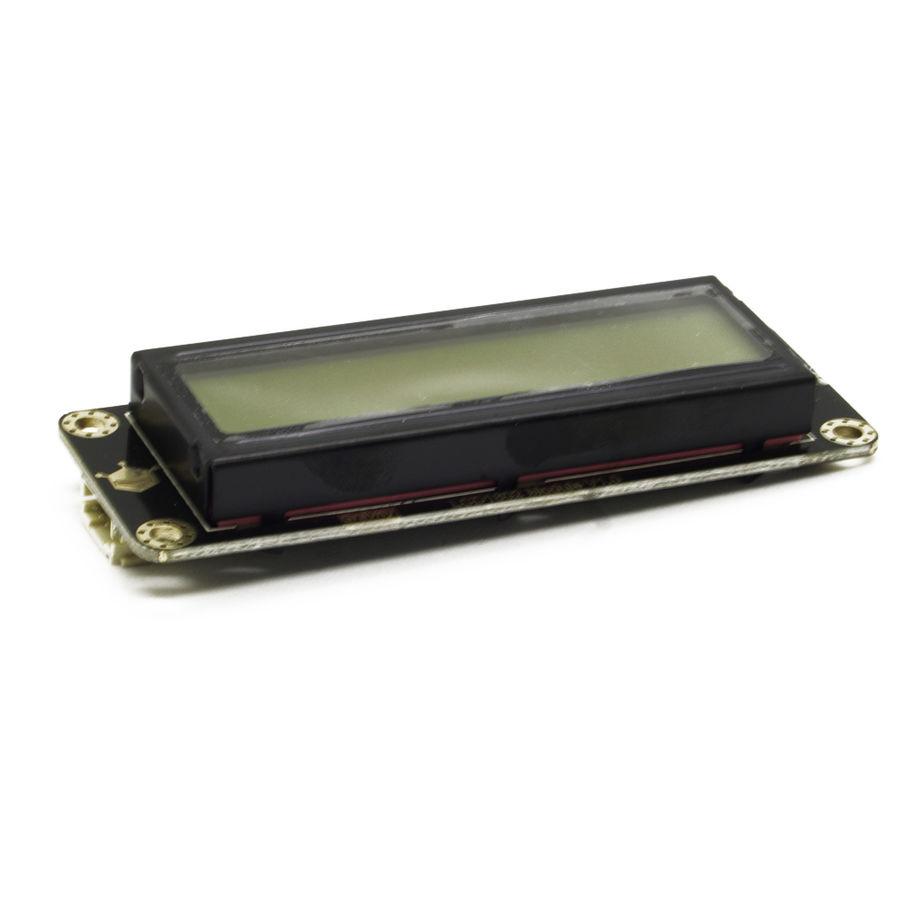 I2C 2x16 Arduino LCD Ekran Modülü (Yeşil) Gravity