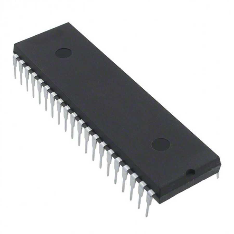 ICL7107 DIP-40 Analog Dijital Çevirici Entegresi