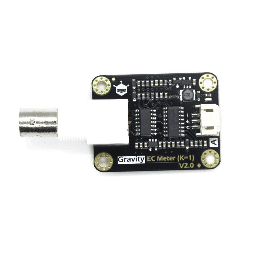Analog İletkenlik Sensörü - İletkenlik Ölçer - Ölçüm Cihazı (K=1) - DFRobot