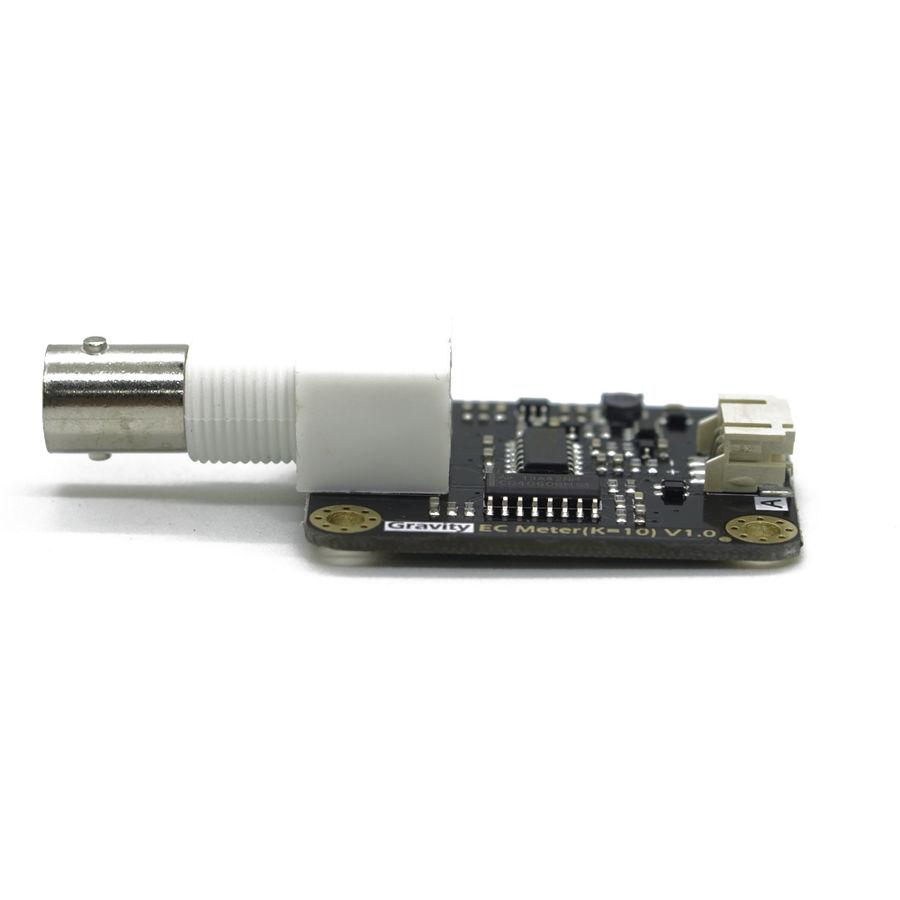 Analog İletkenlik Sensörü - İletkenlik Ölçer - Ölçüm Cihazı - (K=10) - DFRobot