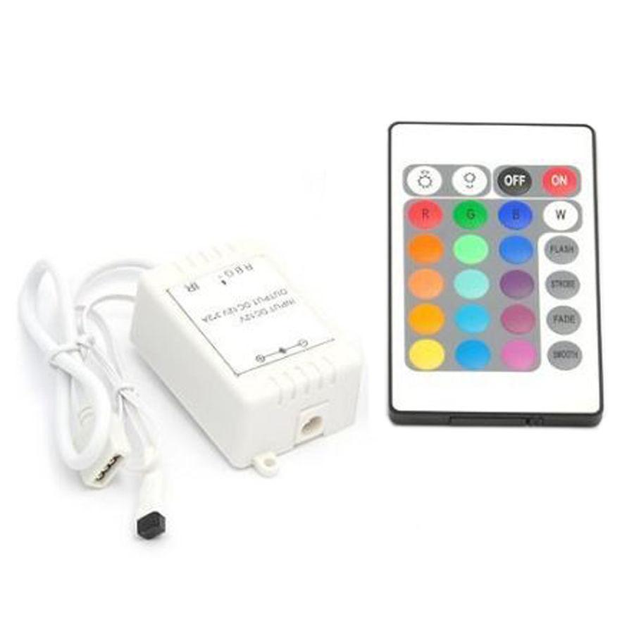 IR RF RGB Led Kontrol Kartı