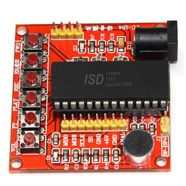 ISD1760 Ses Kayıt Modülü