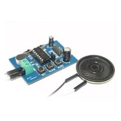 ISD1820 Ses Kayıt ve Çalma Modülü - Hoparlörlü - Thumbnail