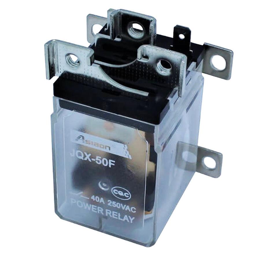 JQX-50F-1Z 40A 24VDC Röle 5 Pin