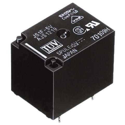 JS1-B-9V-F-T 9VDC 10A Ultra Mini Panasonic Röle