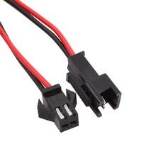 2 Pin Sm Jst Kablo 20cm Erkek - Dişi Takım