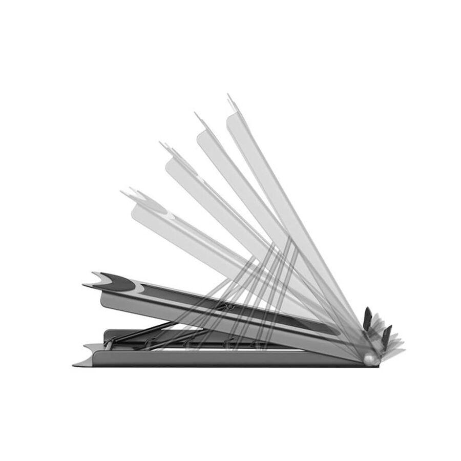 Katlanabilir Çelik Dizüstü Bilgisayar -Tablet Standı