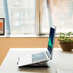 Katlanabilir Çelik Dizüstü Bilgisayar -Tablet Standı - Thumbnail