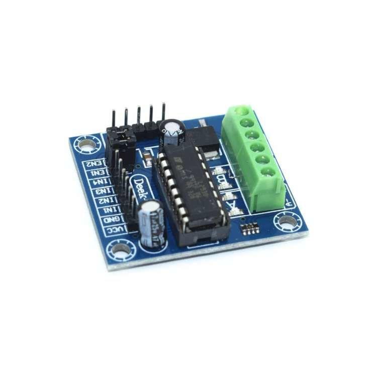 L293D 4 Kanal DC Motor Sürücü - Arduino
