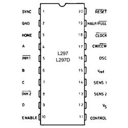 L297D Smd Motor Sürücü Entegresi Soic-20 - Thumbnail