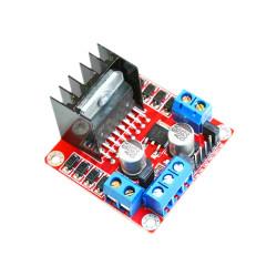 L298 DC ve Step Motor Sürücü Modülü - Thumbnail