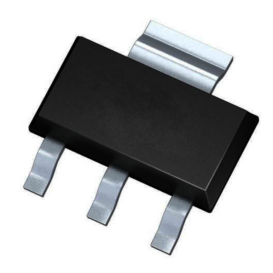 L78L05ABUTR-HT 5V SMD Lineer Voltaj Regülatörü SOT89-3