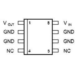 L78L33ACD13TR 3.3V 100mA Lineer Voltaj Regülatörü SOIC8 - Thumbnail