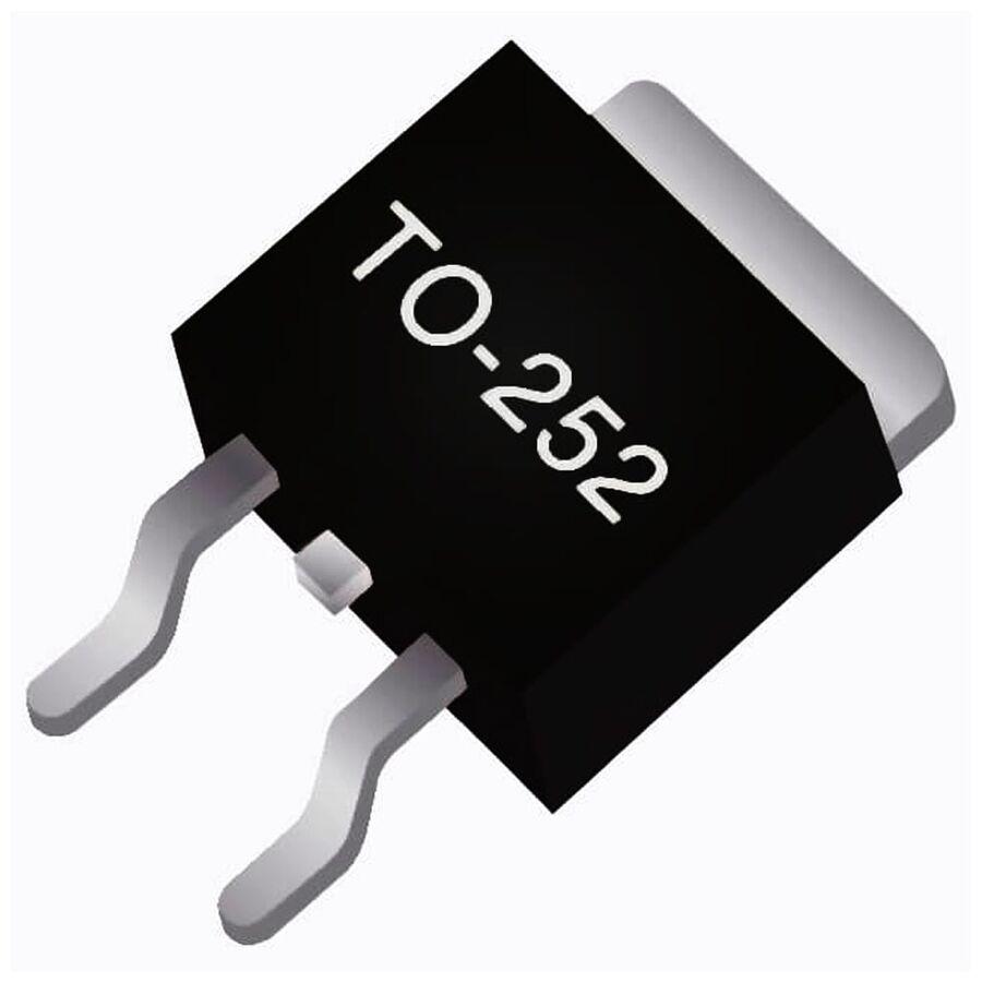 L78M06CDT Voltaj Regülatörü To252-3