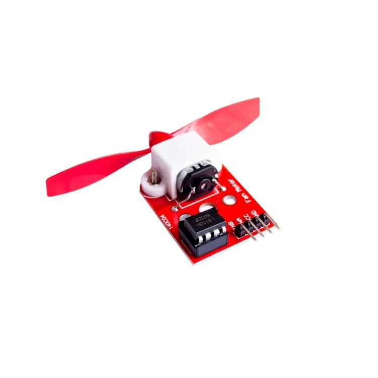 L9110 Arduino Fan Modülü