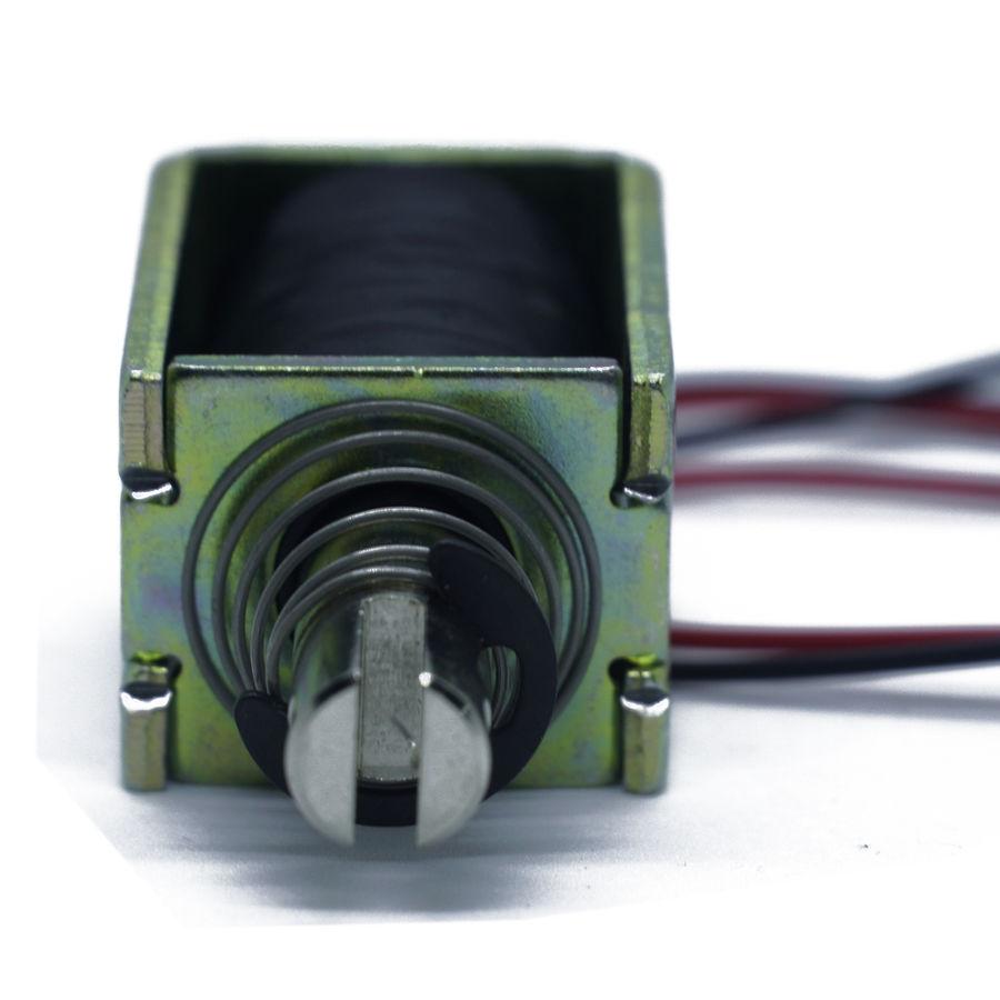 Büyük Push-Pull Solenoid 12VDC